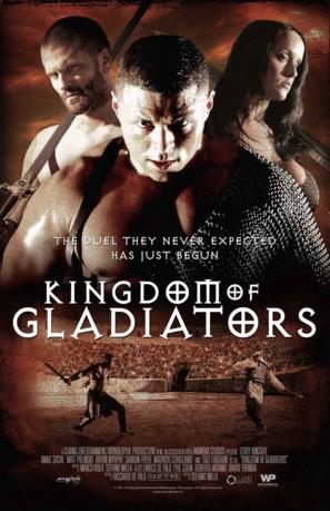 Kingdom of Gladiators - Movie Poster (thumbnail)