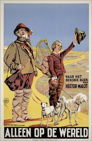 Sans famille - Dutch Movie Poster (thumbnail)