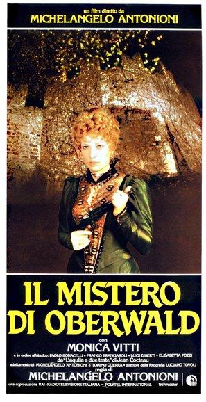 Il mistero di Oberwald - Italian Movie Poster (thumbnail)