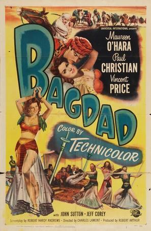 Bagdad - Movie Poster (thumbnail)