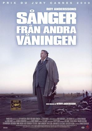 Sånger från andra våningen - Swedish Movie Poster (thumbnail)