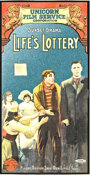 Life's Lottery - Movie Poster (thumbnail)