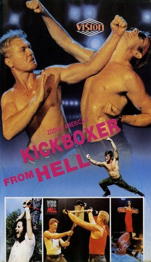 Kickboxer from Hell