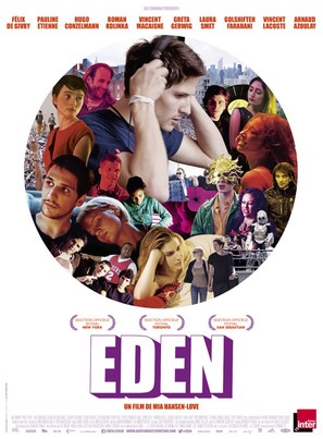 Eden - French Movie Poster (thumbnail)