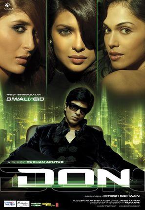 Don - Indian Movie Poster (thumbnail)