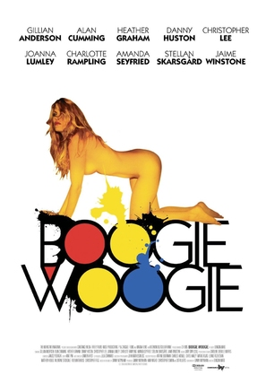 Boogie Woogie - Movie Poster (thumbnail)