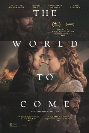 The World to Come - Movie Poster (thumbnail)