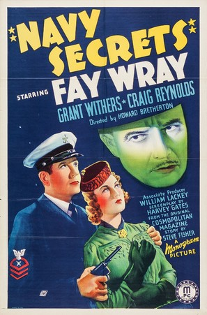Navy Secrets - Movie Poster (thumbnail)