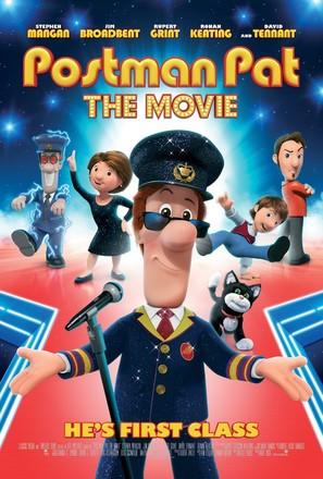 Postman Pat: The Movie - British Movie Poster (thumbnail)