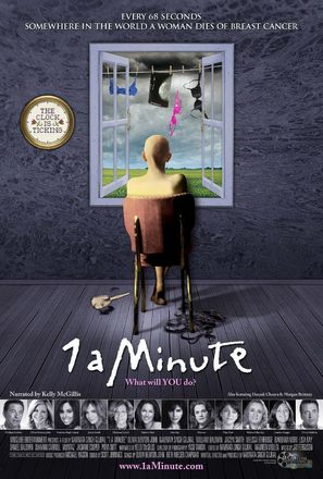 1 a Minute - Movie Poster (thumbnail)