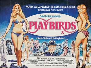 The Playbirds - British Movie Poster (thumbnail)