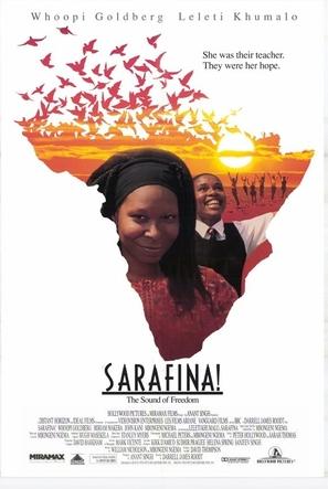 Sarafina! - Movie Poster (thumbnail)