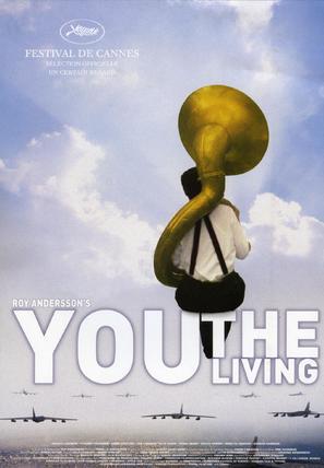 Du levande - Movie Poster (thumbnail)