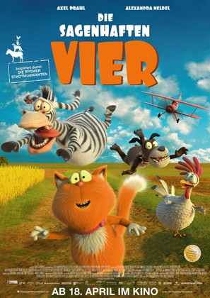 Marnies Welt - German Movie Poster (thumbnail)