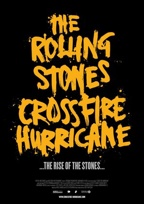 Crossfire Hurricane - British Movie Poster (thumbnail)