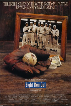 Eight Men Out - Movie Poster (thumbnail)