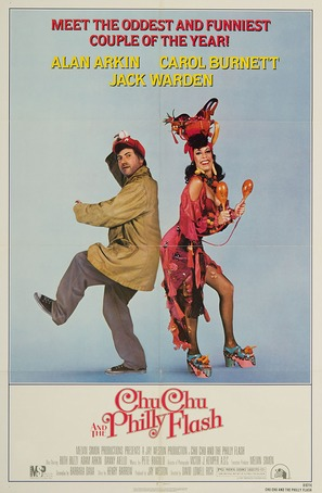 Chu Chu and the Philly Flash - Movie Poster (thumbnail)