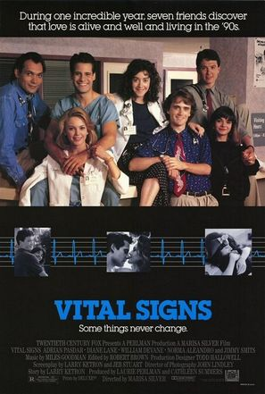 Vital Signs - Movie Poster (thumbnail)
