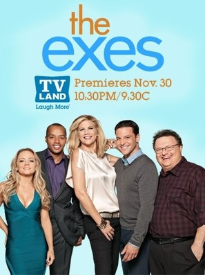 """The Exes"" - Movie Poster (thumbnail)"