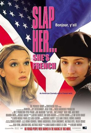 Slap Her... She's French - poster (thumbnail)