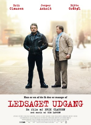Ledsaget udgang - Danish Movie Poster (thumbnail)