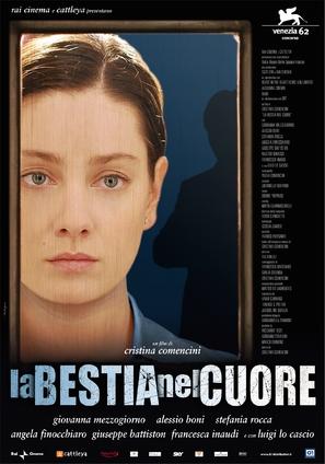Bestia nel cuore, La - Italian Movie Poster (thumbnail)