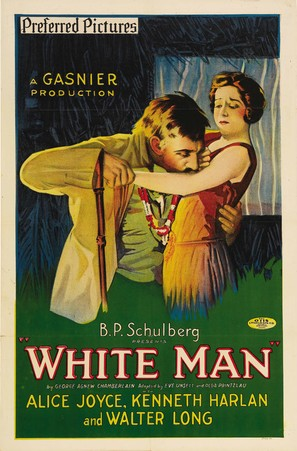 White Man - Theatrical poster (thumbnail)