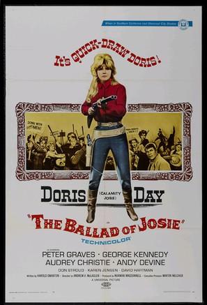 The Ballad of Josie - Movie Poster (thumbnail)