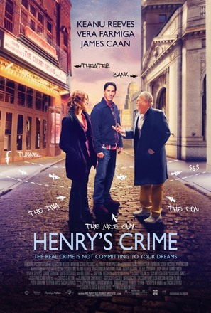 Henry's Crime - Movie Poster (thumbnail)