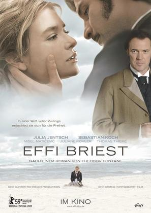 Effi - German Movie Poster (thumbnail)