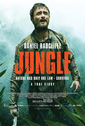 Jungle - Movie Poster (thumbnail)
