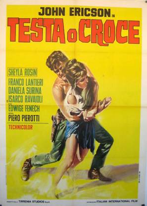 Testa o croce - Italian Movie Poster (thumbnail)