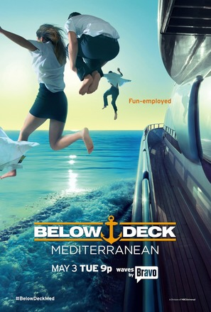 """Below Deck Mediterranean"" - Movie Poster (thumbnail)"