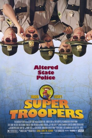 Super Troopers - Movie Poster (thumbnail)