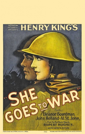 She Goes to War - Movie Poster (thumbnail)