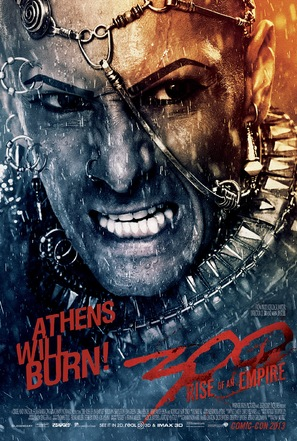 300: Rise of an Empire - Movie Poster (thumbnail)