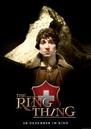 The Ring Thing - Swiss Movie Poster (thumbnail)