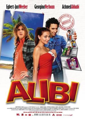 Alibi - Dutch Movie Poster (thumbnail)