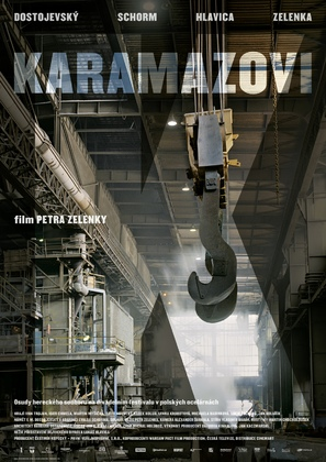Karamazovi - Czech Movie Poster (thumbnail)