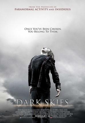 Dark Skies - Movie Poster (thumbnail)