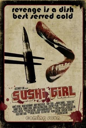 Sushi Girl - Movie Poster (thumbnail)