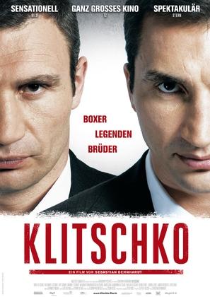 Klitschko - German Movie Poster (thumbnail)