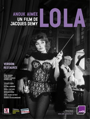 Lola - French Movie Poster (thumbnail)