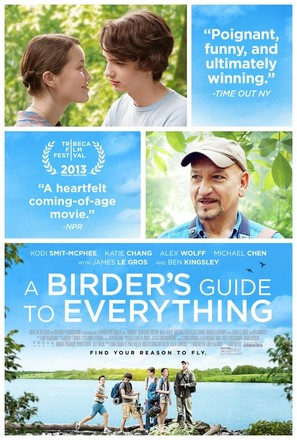 A Birder's Guide to Everything - Movie Poster (thumbnail)