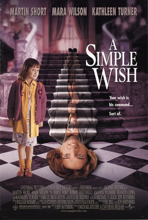 A Simple Wish - Movie Poster (thumbnail)