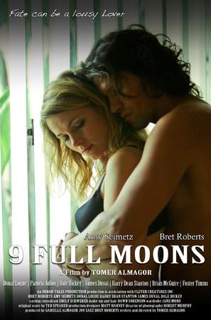 9 Full Moons - Movie Poster (thumbnail)