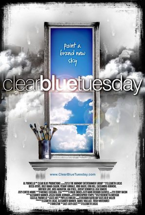 Clear Blue Tuesday - Movie Poster (thumbnail)