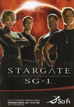 """""""Stargate SG-1"""" - Movie Poster (thumbnail)"""