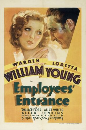 Employees' Entrance - Movie Poster (thumbnail)