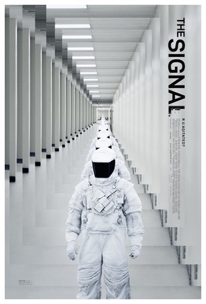 The Signal - Movie Poster (thumbnail)